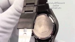 Мужские японские наручные часы Seiko SSC071P1(, 2013-06-11T14:05:04.000Z)