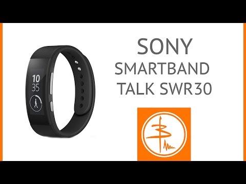 Обзор Sony SmartBand SWR30 - умного браслет и гарнитура