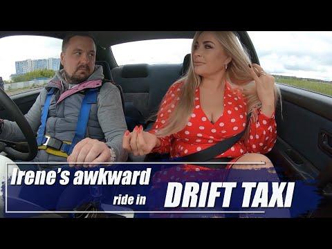 Irene's Awkward Ride In Drift Taxi
