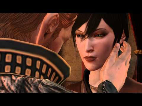 Dragon Age 2: Anders Romance #6: Sex scene (Fem Hawke)