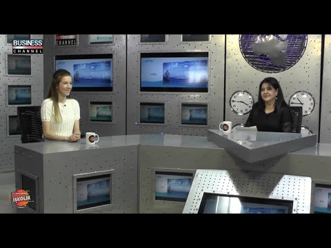 Business Channel Türk Tv İşkolik - Sinemoloji - Sinem Eşki #