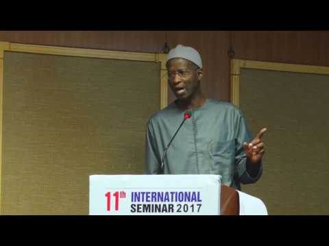 H.E. Mr. Hadji Ibou Boye, Ambassador, Embassy of the Republic of Senegal New Delhi