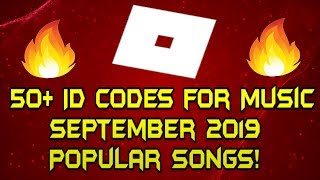 🔥50+ Roblox ID Codes for Music September 2019 #2🔥