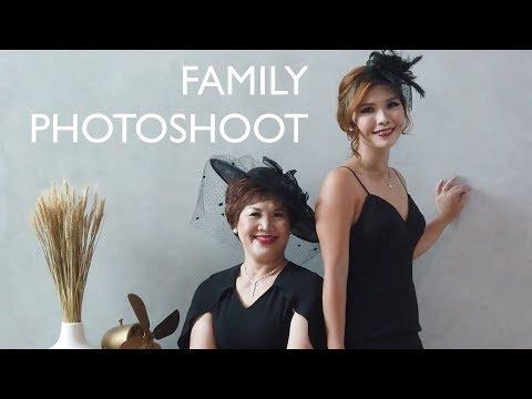 Family Photoshoots | weyweybridalstudio batam