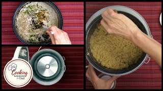 How to Make Curried Quinoa in Your Rice Cooker!  An Easy, Healthy Curry Recipe!