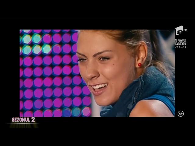Jessie J ?i-a f?cut apari?ia la X Factor. Ioana Anu?a, alias Jo, cânt? Mamma Knows Best