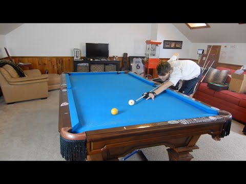 Common Position Shots in Pool that You Need to Know