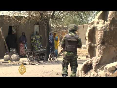 Nigeria president declares state of emergency