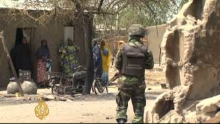 Nigeria president declares state of emergency
