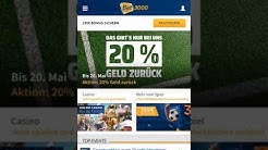 Bet3000 App - Download Infos für Android + iPhone