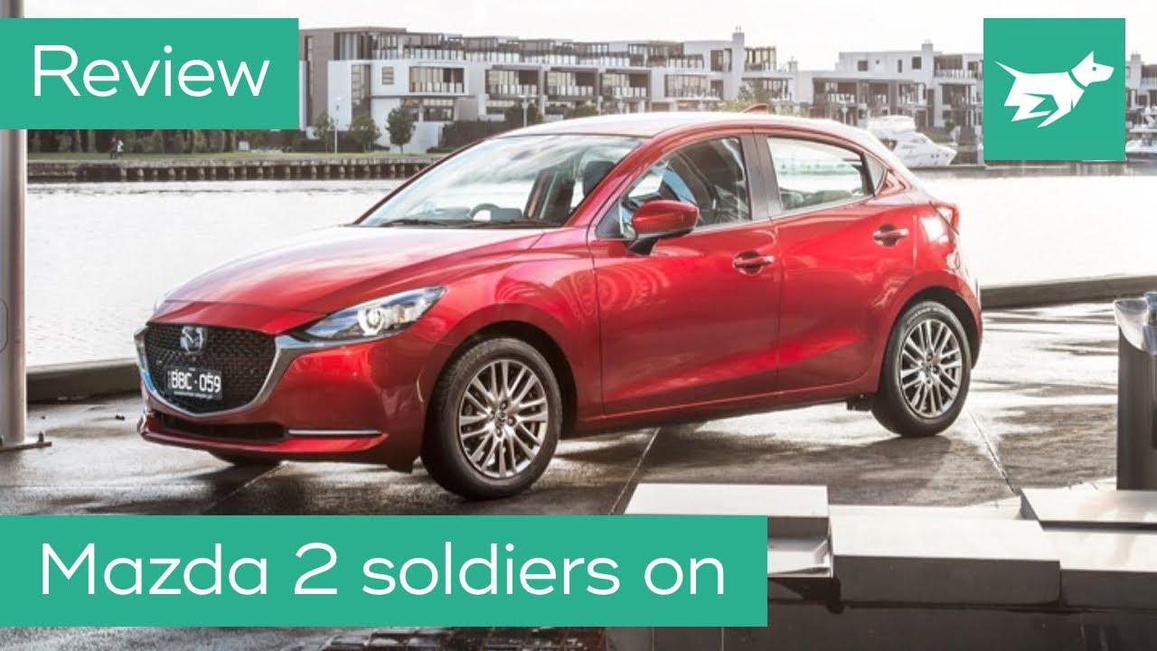 Mazda 2 2020 Review Walkaround Facelifted City Car