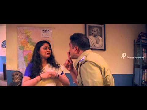 Karmegam Tamil Movie Scenes | Mammootty Fights With Police | Abhirami | Vadivelu