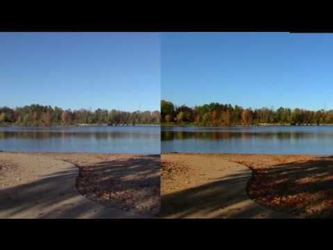 Canon vixia HF G20 VS Sony HDR CX560
