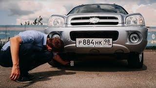 Обзор Hyundai Santa Fe Classic с пробегом. На что смотреть при покупке.