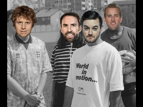 Widdicombe & Brooker - World in Motion 2018 (England World Cup song)