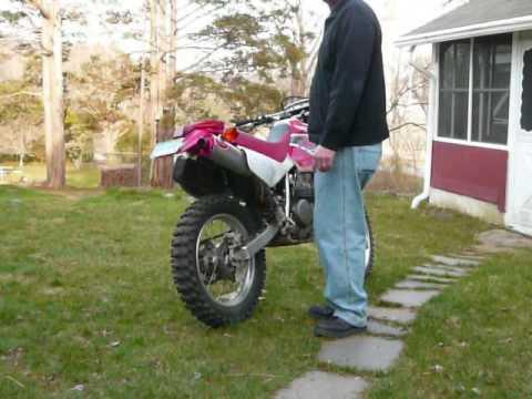 Hqdefault on Youtube Honda Xr650l