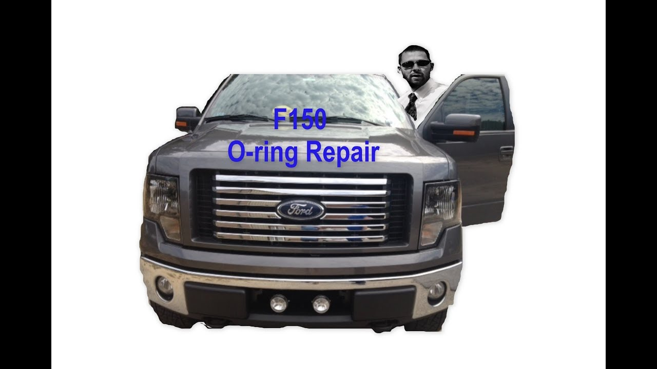 2011 2014 Ford F 150 Coolant Hose Leak 5 Liter O Ring Fix Same Fix For Some Mustangs Youtube