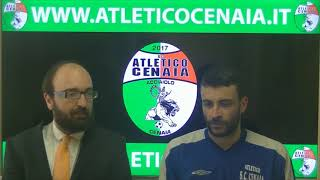 Interviste post partita Atletico Cenaia - Urbino Taccola
