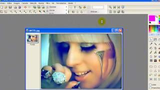 Liga PFS! Efeito Pepsi PhotoFiltre Studio