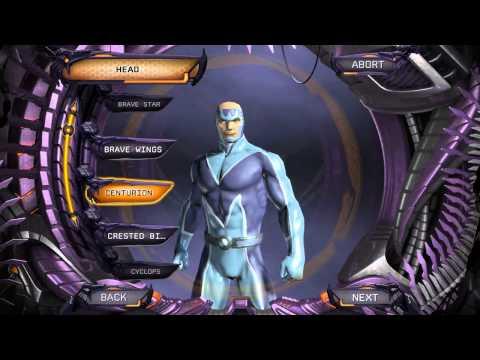 DC Universe Online- Criando Personagem #1