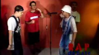 Download RAP BATTLE Krazykyle vs. Loonie    topic: SINONG MAS GWAPO MP3 song and Music Video
