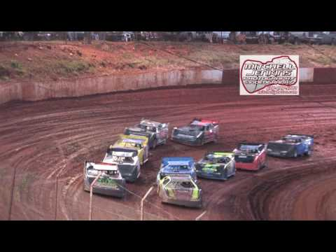 Rome Speedway 9/6/15 Crate Latemodel Heats 1&2!