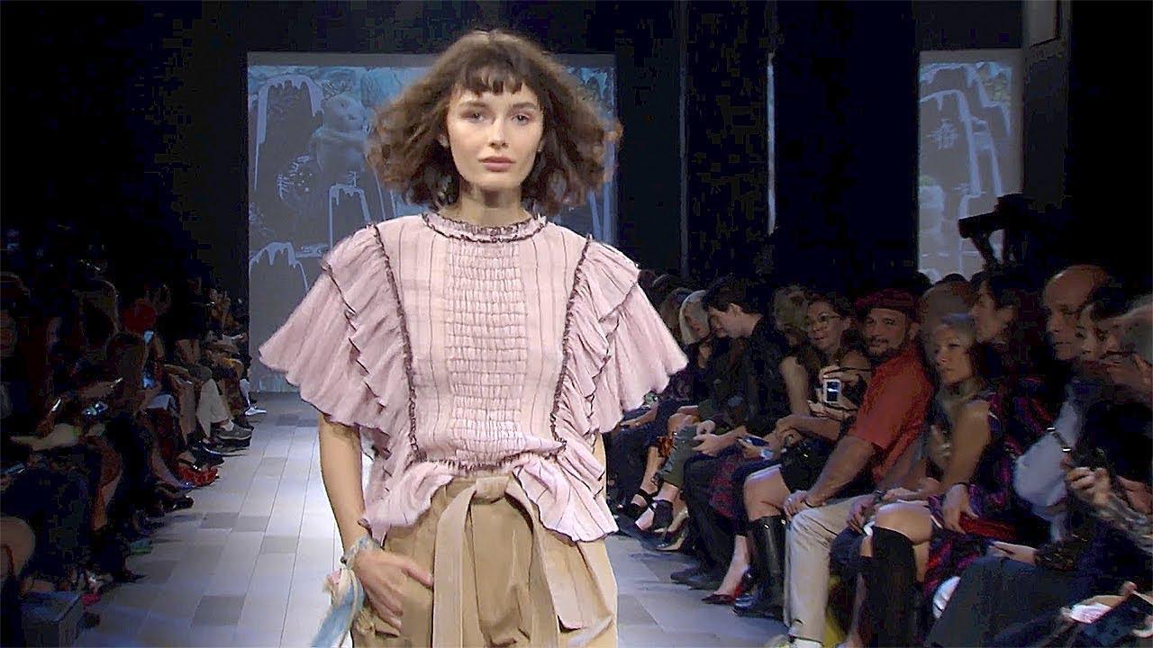 Vivienne Tam   Spring Summer 2018 Full Fashion Show   Exclusive
