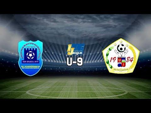 Sparta 1979 vs SSJ Kota Bogor [Indonesia Junior League 2019] [U-9] 14-4-2019