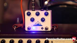 Review Demo - JHS Pedals Alpine Reverb