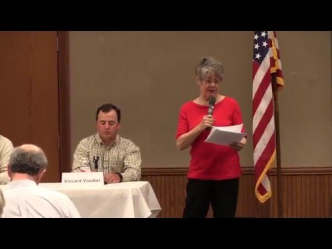 Kerrville City Council Place 3 | League of Women Voters