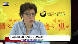 Prof. Dr. Aslı Tunç - Haberlerin Çocuklar Üzerindeki Etkileri