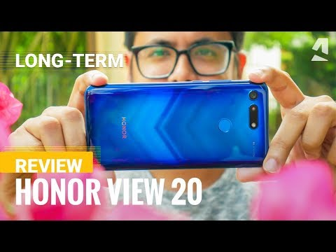 Honor View 20 long-term review