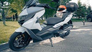 BMW C 400 GT: Jaka jest przyszłość motocyklizmu?   Jednoślad.pl