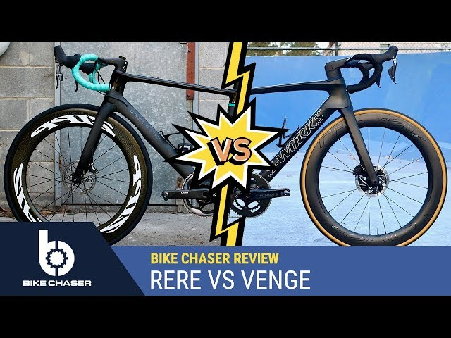 CHAPTER2 Rere VS. Specialized Venge (Head to Head Review)