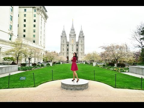 #7: Conhecendo Salt lake City e Provo !