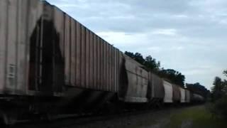 Railfanning …