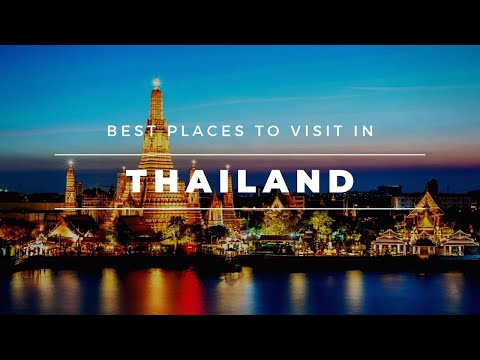 Best Places to Visit in Thailand- 2020 | Cinematic Travel Video