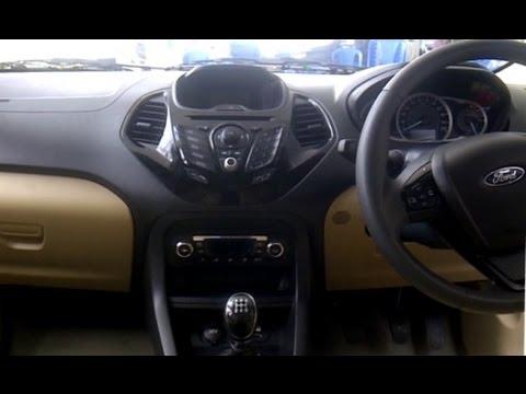 Ford Figo Aspire 1.5 P Titanium MT Interiors 2015