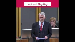 National Play Day and Celebrating 25 years of Llanharan Drop-In-Centre