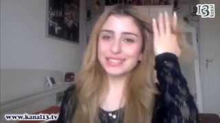 """16 yaşlı Azərbaycanlı qız """"youtube""""də məşhurlaşdı"""