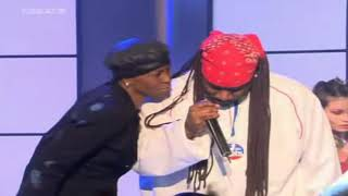 Snap feat Turbo B - Rhythm Is A Dancer 2003 (Presentación en Vivo) Resimi