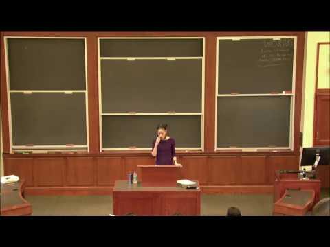 2017 Last Lecture Series | Khiara Bridges