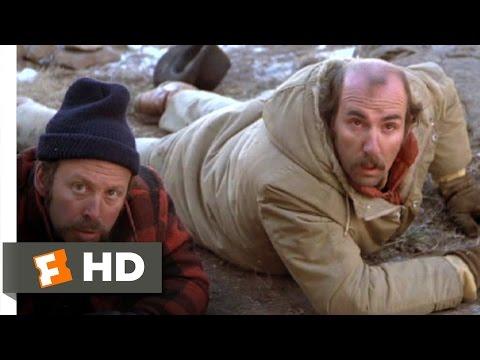 Continental Divide (3/9) Movie CLIP - Eagle Poachers (1981) HD