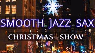 6 hour Smooth Jazz Saxophone Christmas Mystery Jazz Instrumental Music Emotion Relax Background