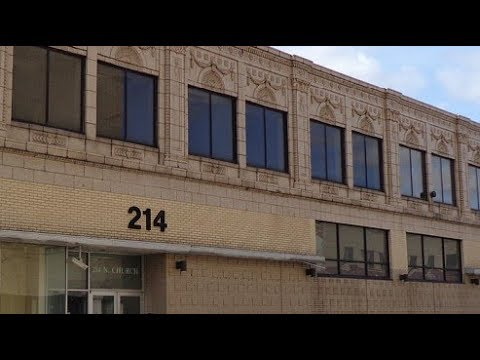 Old Winnebago County Satellite Jail/New Main Library! - Rockford, IL (2017) Downtown USA!