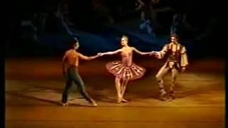 Le Corsaire - Volochkova, Andrei Batalov, Nikita Scheglov (Mariinsky)
