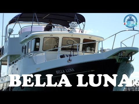 Trawler for Sale - Selene 55 - BELLA LUNA - SOLD!