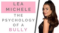 LEA MICHELE: THE PSYCHOLOGY OF A BULLY: 9 Ways To Stop A Bully At Work | Shallon Lester