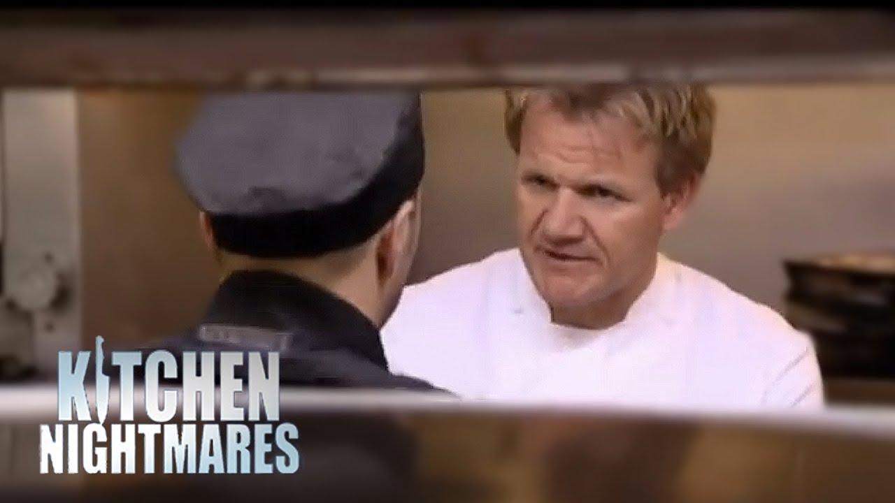 Gordon Defends Fellow Chef Kitchen Nightmares