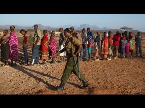 Kenya'da şiddetin Gölgesinde Seçim